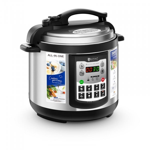 Occasion Robot multicuiseur - 4 litres - 800 W