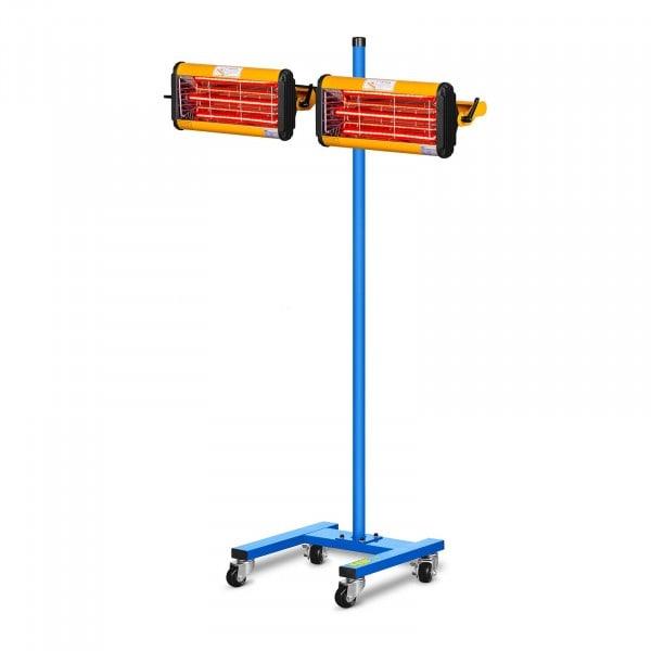 Lampe infrarouge carrosserie - 2200 W - 2 émetteurs