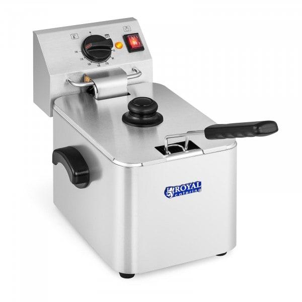 B-WARE Friteuse électrique - 8 litres - Thermostat EGO