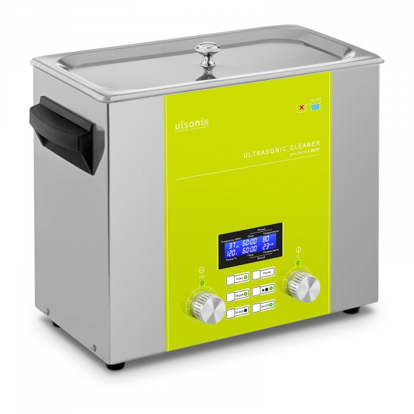 Nettoyeur à ultrasons - 6 litres - Degas - Sweep - Puls