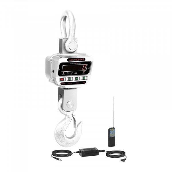Crochet peseur - 10t / 2kg - LED