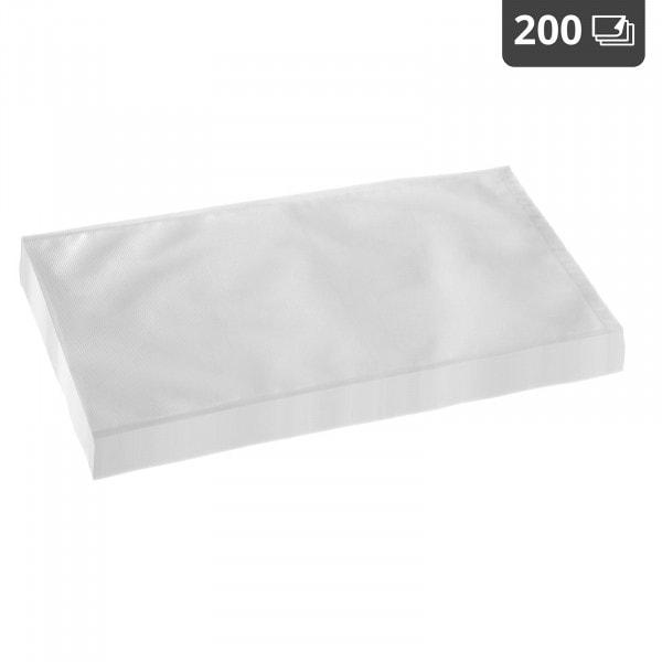 Sacs sous vide - 40 x 28 cm - 200 pièces