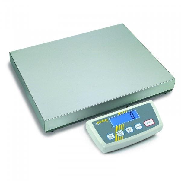 Gesamtansicht von KERN Plattformwaage DE - 60kg