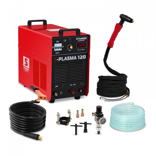 Découpeur plasma - 120A - 400V