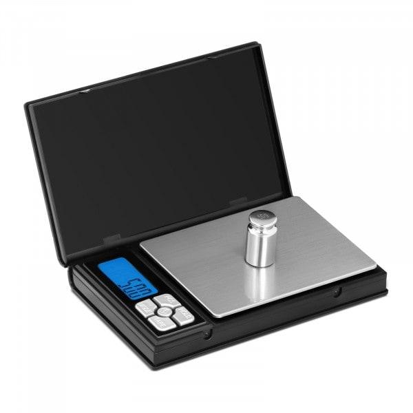 Occasion Balance électronique de poche - 3 000 g - 0,5 g / 1 000 g - 115 x 91 mm
