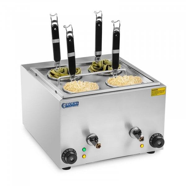 Cuiseur à pâtes - 4 paniers