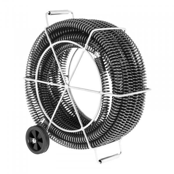 Occasion Spirales de plomberie - Lot de 4 x 4,65 m - Ø 32 mm