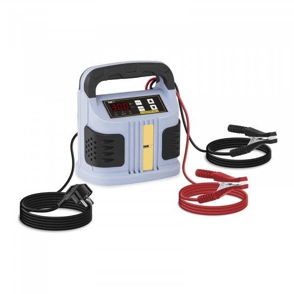 Occasion Chargeur de batterie voiture - 6/12/24 V - 30 A - Écran LED