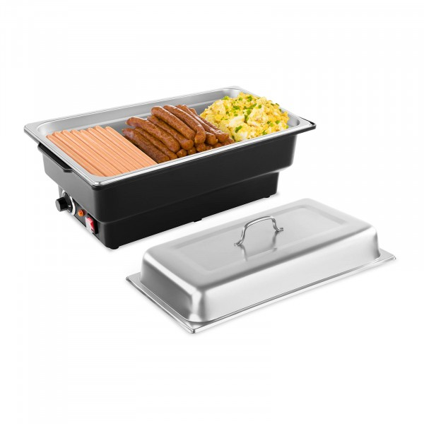 B-WARE Chafing dish - 900 W - Bac GN 1/1 - 100 mm