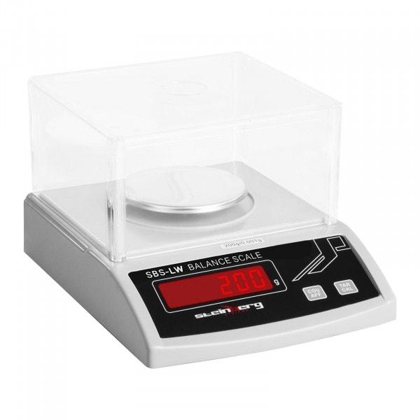 Occasion Balance de précision - 200 g / 1 mg - blanche