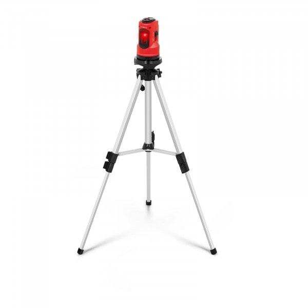 Occasion Laser en croix avec trépied et coffret de transport - 10 m