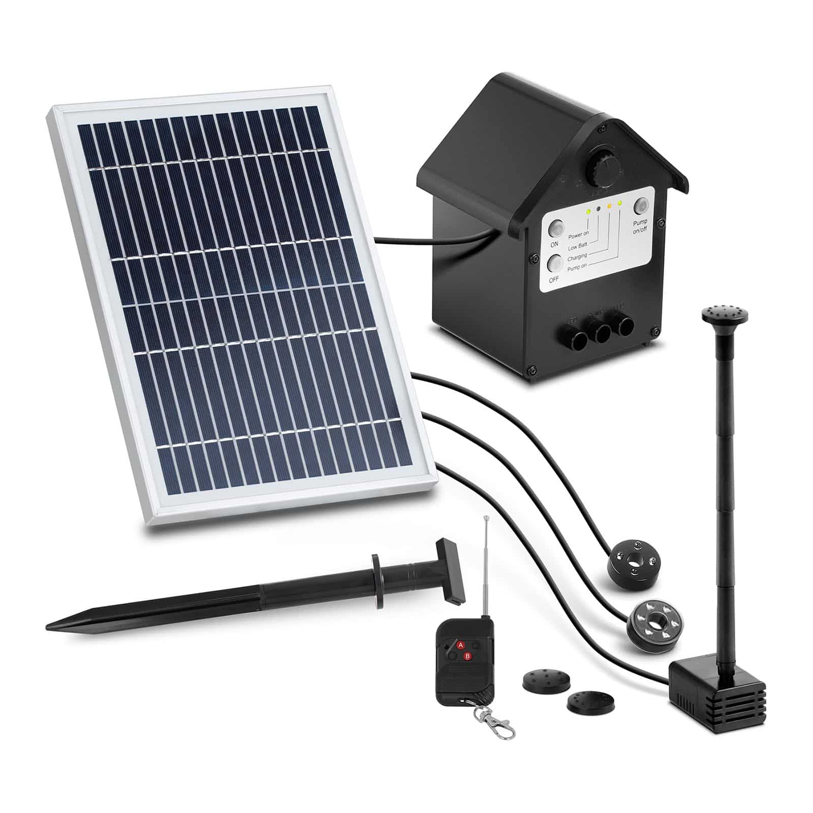 Pompes solaires