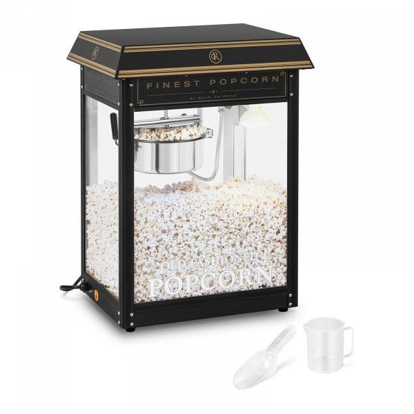 Occasion Machine à popcorn - Coloris noir et or