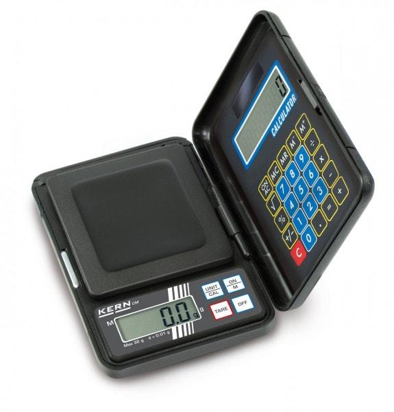 KERN Balance de poche CM - 150g / 0,1g - 180g