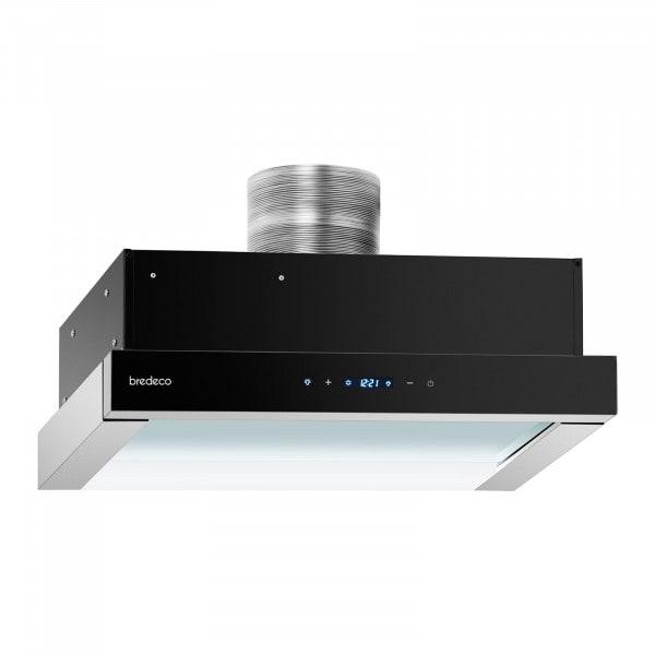 Occasion Hotte escamotable - 60 cm - 301,6 m³/h - Écran tactile