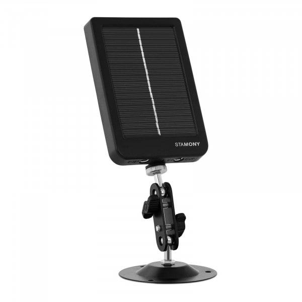 Occasion Chargeur solaire pour caméra de chasse - 7 V - Accessoires inclus