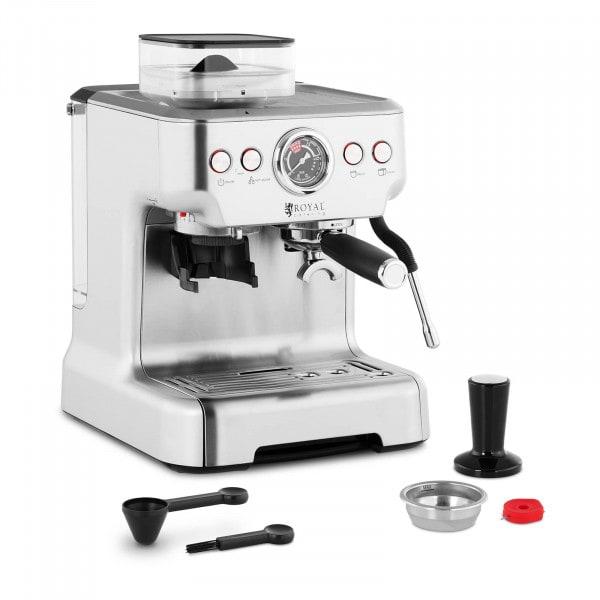 Occasion Machine à café expresso - 20 bars - LCD - Réservoir de 2,5 l