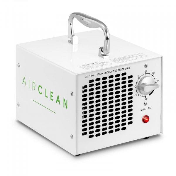 Générateur d'ozone - 4 000 mg/h - 65 W - Minuterie 180 min