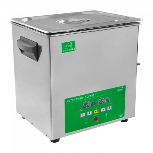 Occasion Nettoyeur à ultrasons - 10 litres - Memory Quick