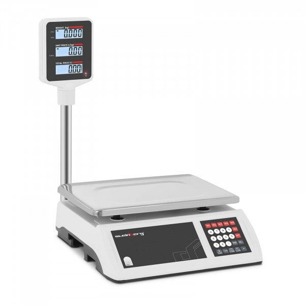 Occasion Balance de contrôle 15 kg / 2 g - LCD - Afficheur sur trépied
