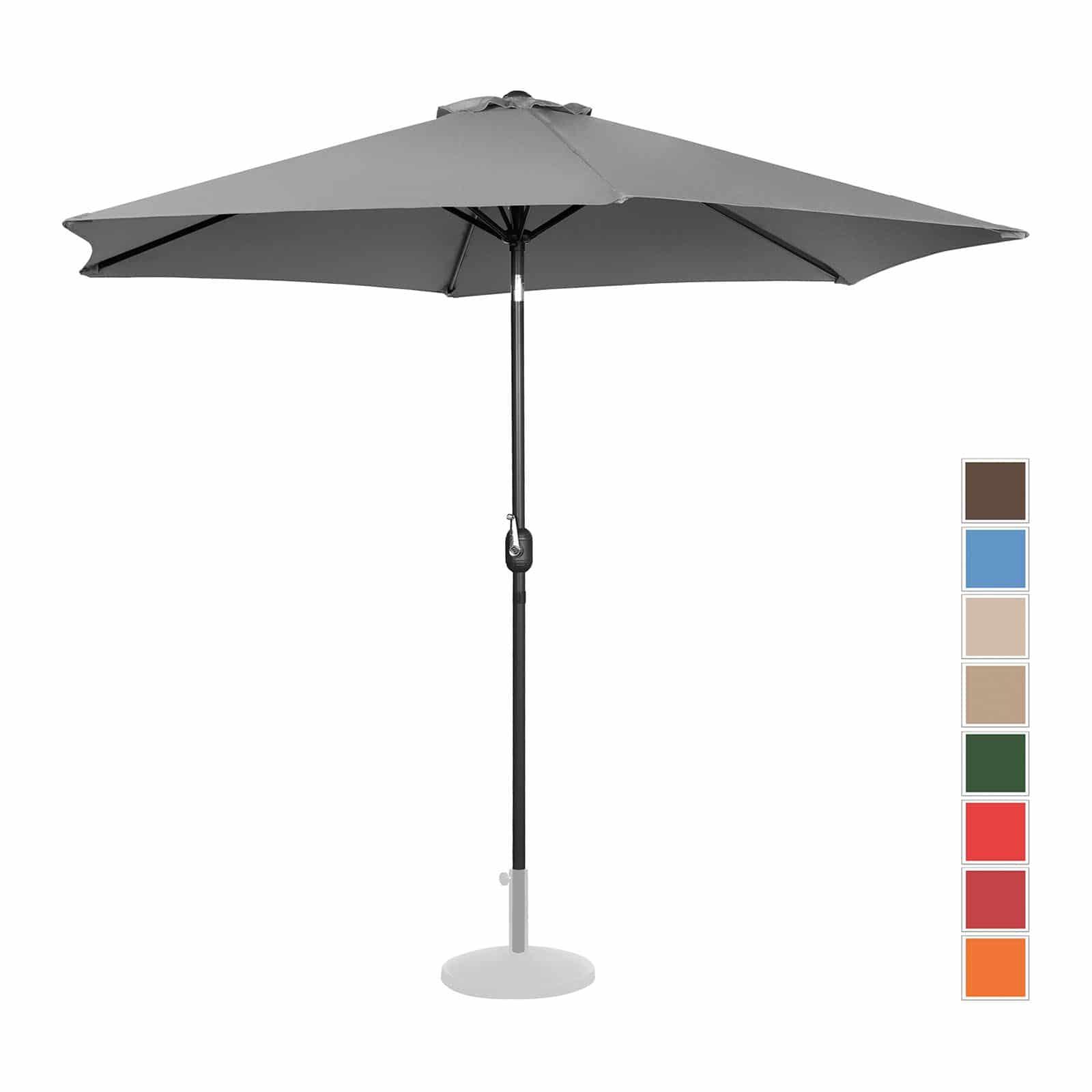 Parasols de terrasse professionnels
