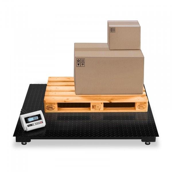 Balance au sol - 3t / 1kg - LCD